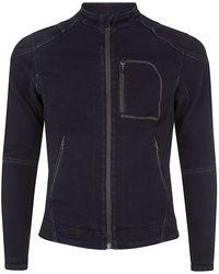 Diesel Run-X Jogg Jeans Rainproof Jacket - Lyst