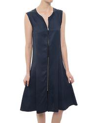 Rag & Bone Mareth Dress blue - Lyst