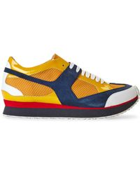 MM6 by Maison Martin Margiela Platform Sneakers - Lyst