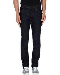 CoSTUME NATIONAL Denim Pants - Blue