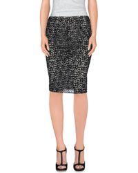 Nina Ricci   Knee Length Skirt   Lyst