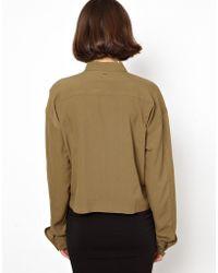 Back by Ann-Sofie Back - Back By Annsofie Back Sheer Jacket - Lyst
