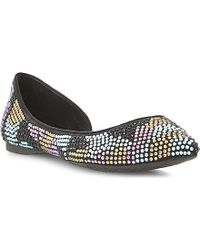 Steve Madden Elizza Embellished Pointed-Toe Shoes - For Women - Lyst