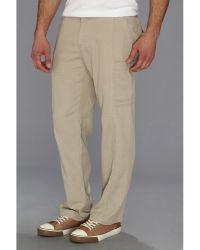 Tommy Bahama Key Grip Standard Fit Cargo Pants - Lyst