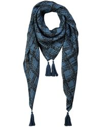 Soaked In Luxury | Checked Scarf | Lyst