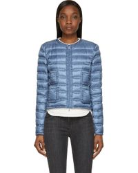 Moncler Quilted Down Lissy Jacket - Lyst