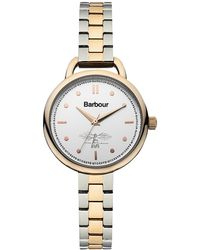 Barbour - Women's Clover Bracelet Strap Watch - Lyst
