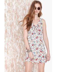 Nasty Gal Gardenial Dress - Lyst