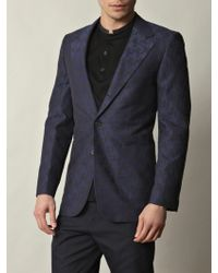 A. Sauvage - Autioneer Single-breasted Jacket - Lyst