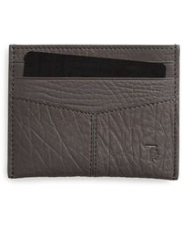 Tod's - Leather Card Case - Lyst