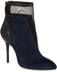 Elie Tahari Naila Ankle Boots - Lyst