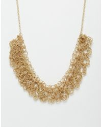 Coast - Sparkle Chain Necklace - Lyst