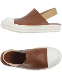 Rick Owens | Slippers | Lyst