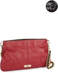 Dolce Vita - Double Zip Crossbody Bag - Lyst