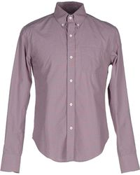 Band of Outsiders | gray Shirt | Lyst