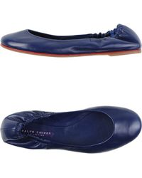 Ralph Lauren Collection | Ballet Flats | Lyst