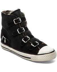 Ash Black Virginy Sneaker - Lyst