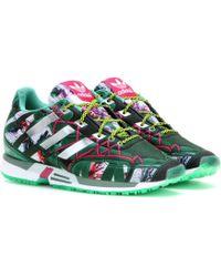Mary Katrantzou Equipment Racer Sneakers - Lyst