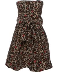Saucony - Short Dress - Lyst