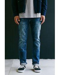 Levi's 511 Blue Foam Slim-fit Jean - Lyst