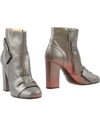 Viktor & Rolf Ankle Boots - Gray
