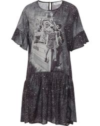 Alice Mccall Galaxy Colombus Dress black - Lyst