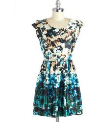 Moon Collection - Tide and Joy Dress - Lyst