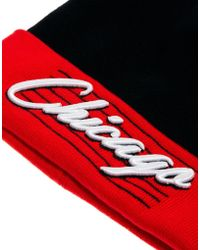 Cayler & Sons Horns Beanie Hat - Red