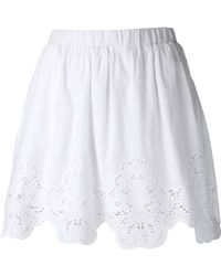 Love Sam | Lace Dolly Skirt | Lyst
