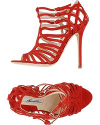 Brian Atwood Sandals - Lyst
