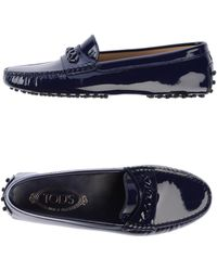 Tod's Moccasins - Lyst