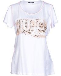 Liu Jo T-Shirt - Lyst