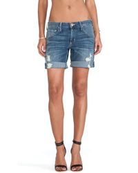 True Religion Miles Relaxed Short - Lyst