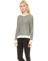 Surface To Air Tora Sweater  Ecru - Lyst
