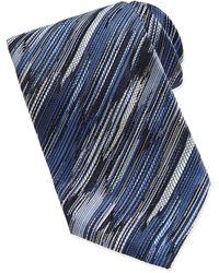 Missoni Brushstroke Pattern Silk Tie - Lyst
