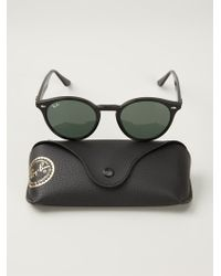 Ray-Ban Round Frame Sunglasses - Lyst