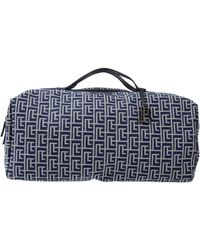 Balmain Luggage - Blue