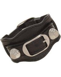 Balenciaga Arena Giant Bracelet - Lyst