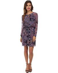 Shoshanna Multicolor Kesha Dress - Lyst