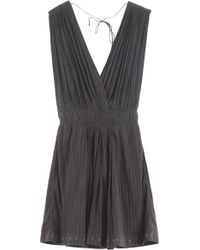Etoile Isabel Marant Tiara Dress - Lyst