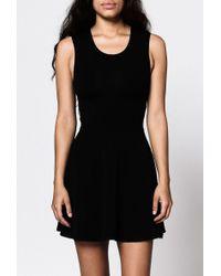 Groceries Sandra Bloom Slv Dress black - Lyst
