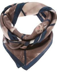 Jean Paul Gaultier - 'stars And Angel' Scarf - Lyst