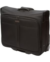 Kenneth Cole Reaction - Front Row Black Wheeled Garment Bag - Lyst