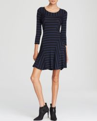 Ella Moss Dress - Liberty Stripe - Lyst