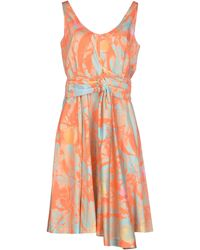 Cacharel Kneelength Dress - Lyst