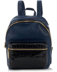 Elizabeth and James - Cynnie Leather Backpack - Lyst