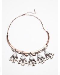 Free People Cai Collar - Lyst