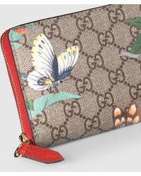 Gucci - Tian Zip Around Wallet - Lyst