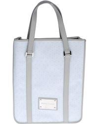 Balmain Medium Fabric Bag - Lyst