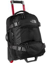 The North Face Longhaul Wheeled Bag - Lyst
